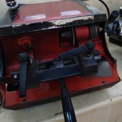 2.el SILCA Anahtar Kopyalama Makinası