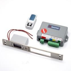 Uzaktan Kumandalı Master Smart Lock Bas-Aç (BAS-K)