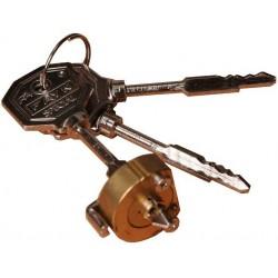 Patentli Fiam Kilit - Üç anahtarlı (FML-04)