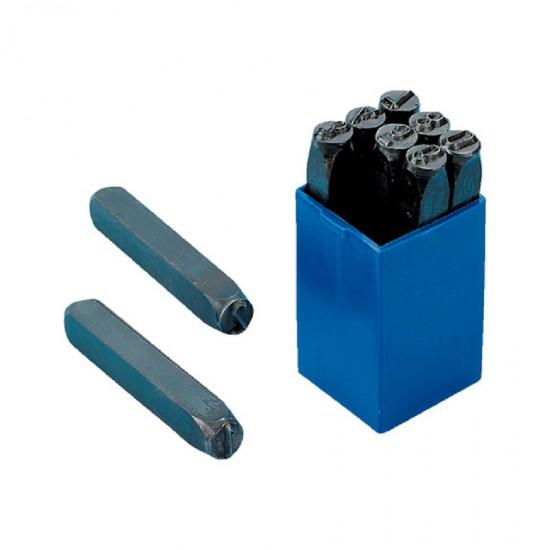 Çelik Numaratör (Rakam Takımı) 3 mm (123-N3)