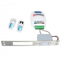 Uzaktan Kumandalı Master Smart Lock Bas-Aç (BAS-220K)